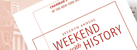 New-York Historical              Society Program