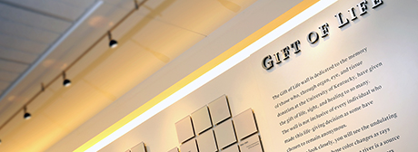 University of Kentucky Gift of Life