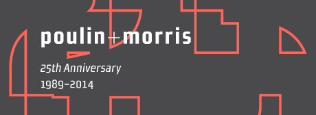 Special T-Shirt Commemorates Poulin + Morris' 25th Anniversary