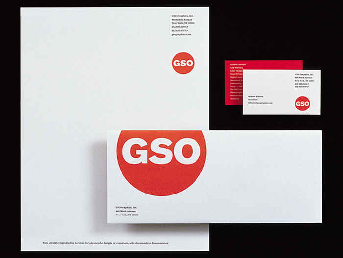 GSO stationery