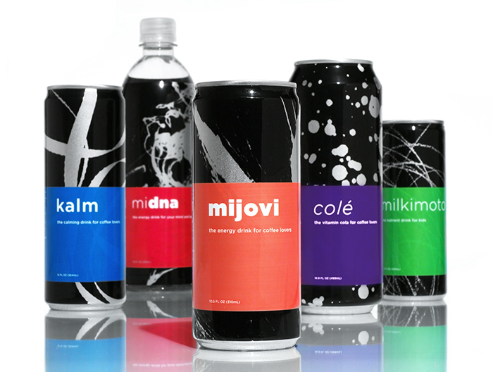 Mijovi branding packaging design