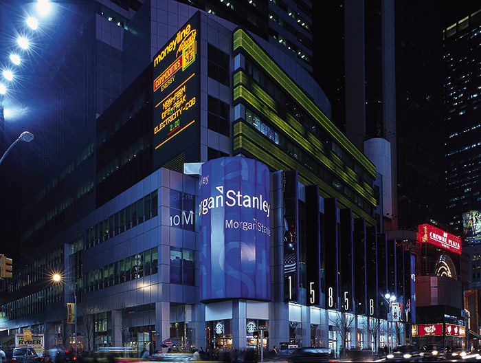 Morgan Stanley World Headquarters
