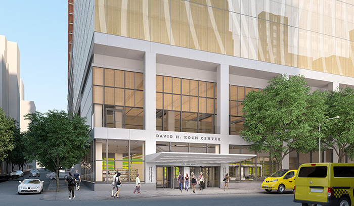 New York-Presbyterian David H. Koch Center