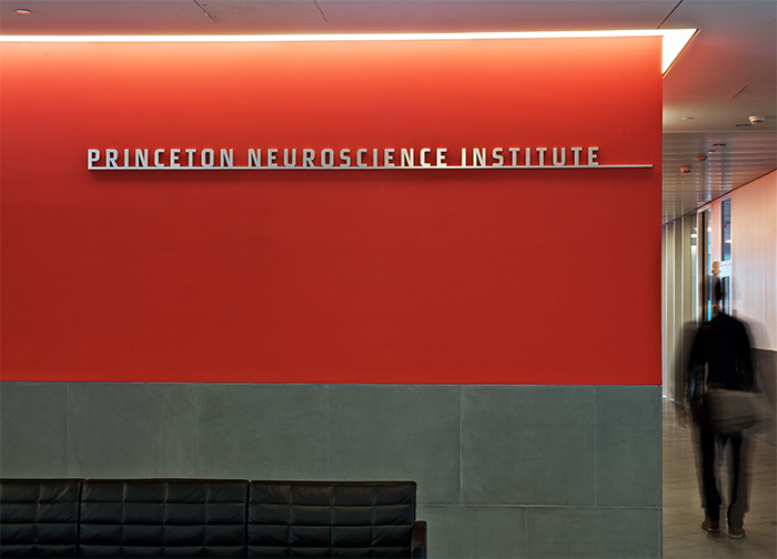 Princeton University Neuroscience Institute and Peretsman-Scully Hall