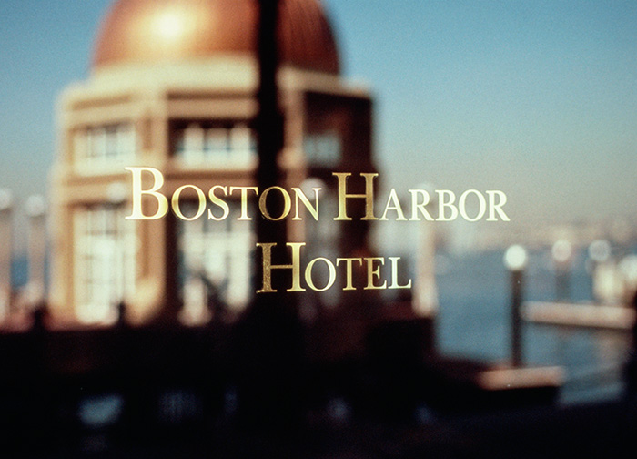 Rowes Wharf & Boston Harbor Hotel