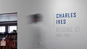 Charles Ives Studio Permanent Exhibition