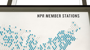 NPR Headquarters: This is NPR network map