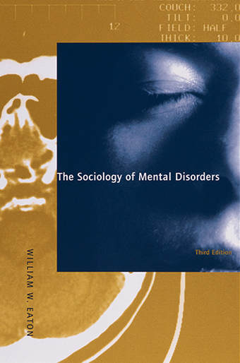 The Sociology of Mental Disorders Book Cover