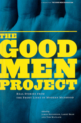 The Good Men Project Book Cover