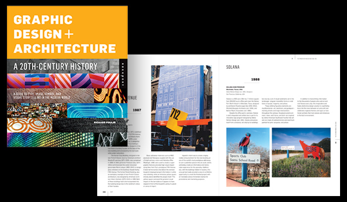 Graphic Design + Architecture: A 20th-Century History